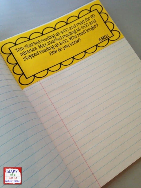Best French  Interactive Notebooks Images On Pinterest  Teaching Students To Write About Math
