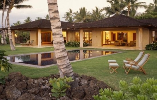 Tropical Pool Bungalow Design Pictures Remodel Decor And Ideas
