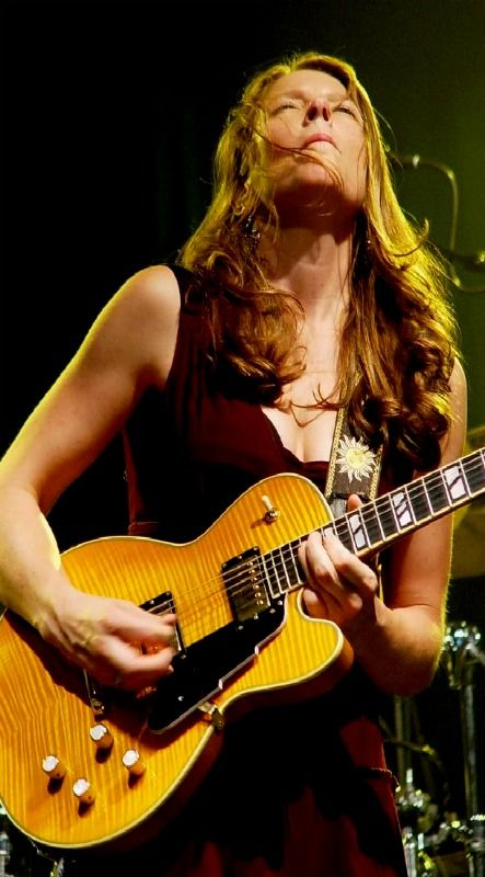 Apprenez à jouer de la #guitare comme #Susan #Tedeschi sur www.MyMusicTeacher.fr !