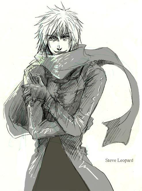 Steve 'Leopard' Leonard