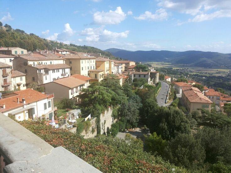 villaggio della bella cortona
