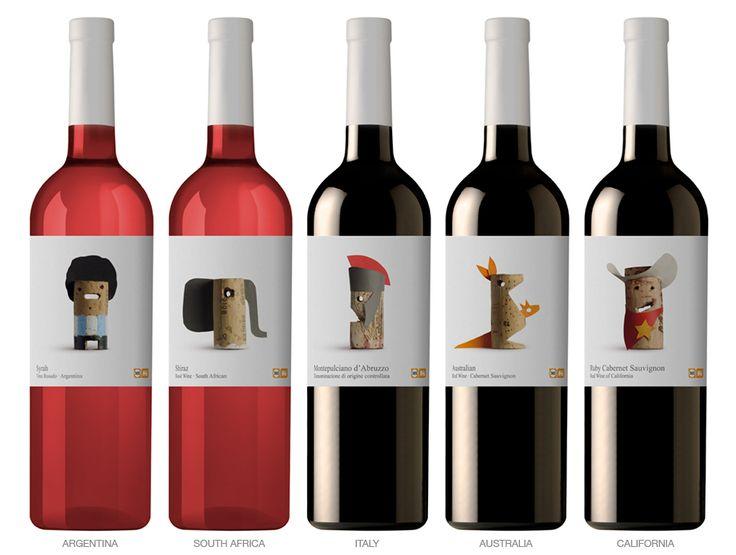 lavernia-cienfuegos-wine-labels-03 -- gorgeous!
