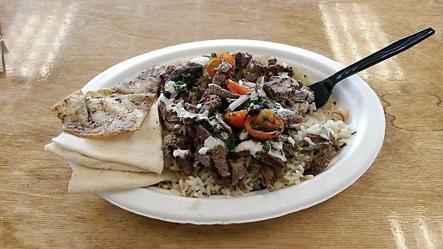 Meddys - Beef Shawarma Bowl