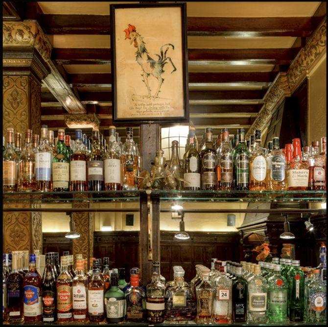 Bar Cock - off Gran Via. Speakeasy vibe.