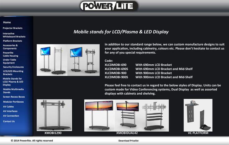 Check out Powerlite brand new website - www.powerlite.co.za
