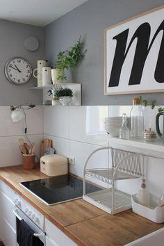 Kücheneinblick