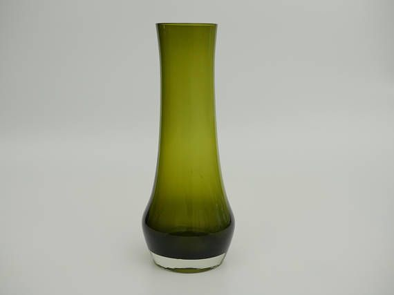 Mid-century Modernist Finnish Vase by Tamara Aladin for