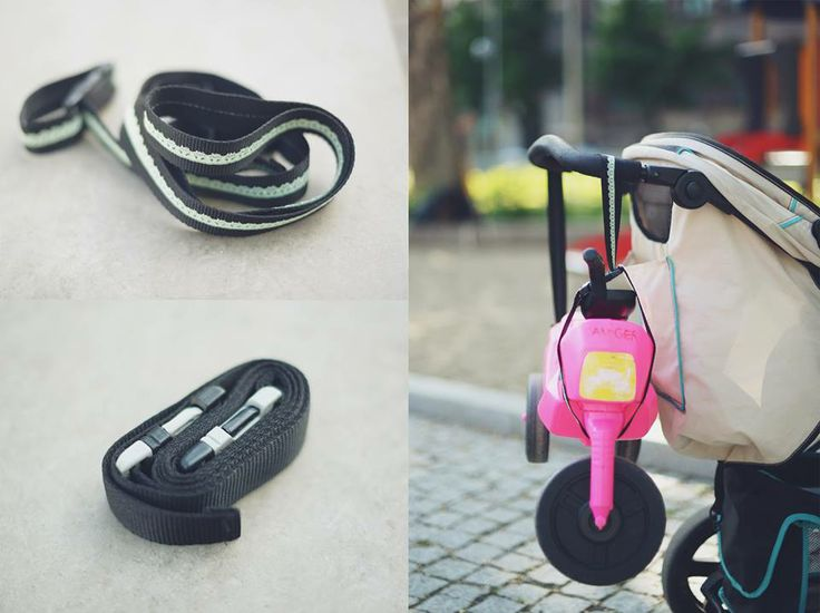 The Pocket Trailer is a special strap for kid's running bike and motor. You can hang up the bike and motor on the baby buggy or your shoulder. The Pocket Trailer decorated with lace. It is fashionable, stylish and feminine. https://www.facebook.com/pockettrailer https://www.etsy.com/listing/189059630/pocket-trailer-carrying-strap-for-kids?ref=pr_shop
