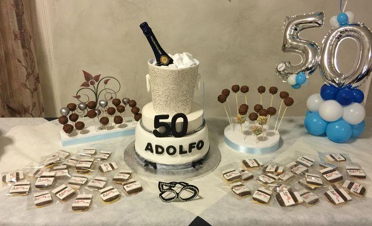 #sweetTable #cake #cakedesign #cakepops #biscuit #nutella #ferrero #social #champagne #pics #food #cakepop #biscotti #sugar #sugarpaste #love