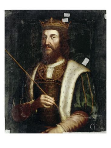 "Charles III (879 – 929) ""The Simple"" King of Western Francia, was my 1st Cousin 32x removed. In 911AD, to prevent another siege of Paris, he negotiated and granted, in the Treaty of Saint-Clair-sur-Epte, Rollo (AKA Robert I 846-931 the Viking), an area of land, which would later be known as Normandy. Rollo's descendants were the Dukes of Normandy, and following the Norman conquest of England in 1066, kings of England. Rollo was my 29x GGF and his 9x GG Son was Edward I, my 18th GGF"
