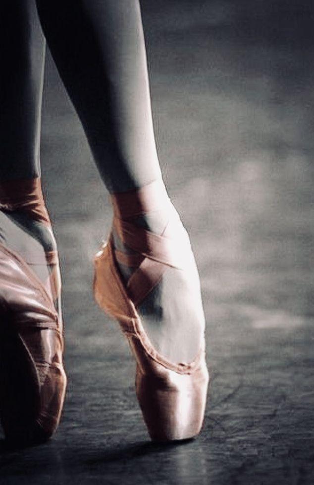 You has ballerina giving ballet slipper footjob congratulate, brilliant