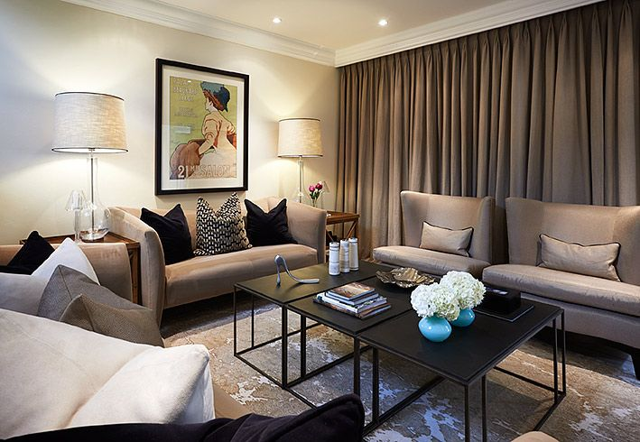 Lounge area 2012| Nicole Davis Interiors