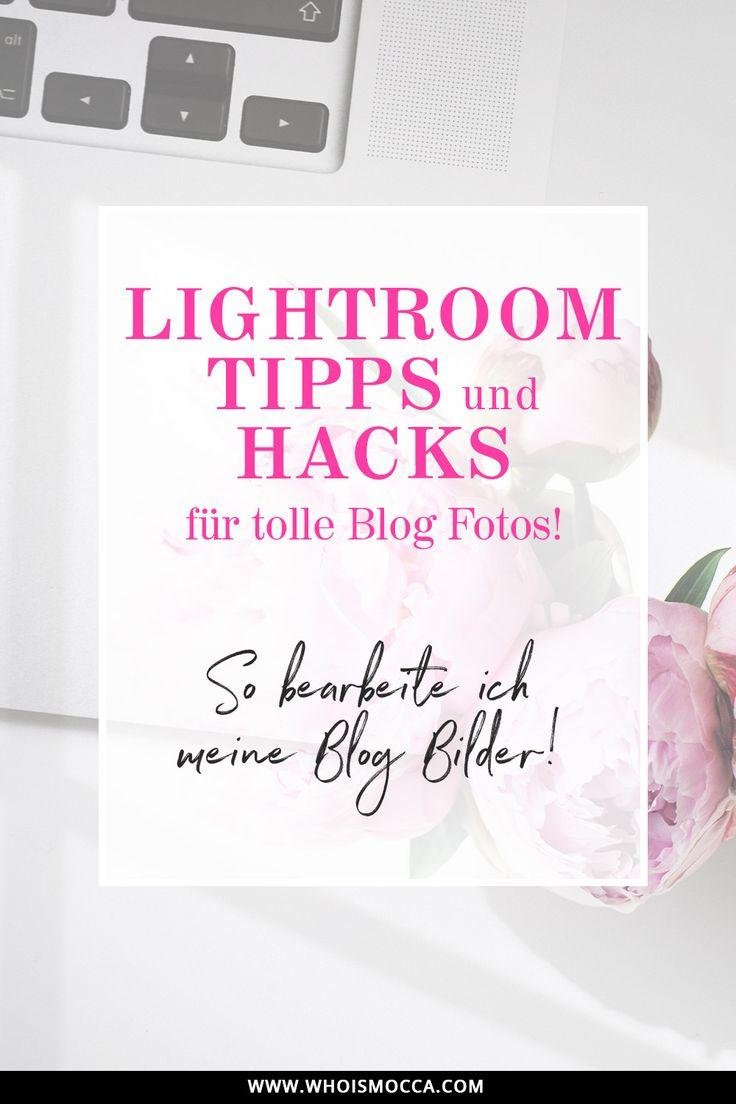 Heute verrate ich euch ein paar meiner Lightroom Tipps und nützliche Hacks für die Bearbeitung von schönen Blog Fotos! Alle Infos dazu jetzt online.