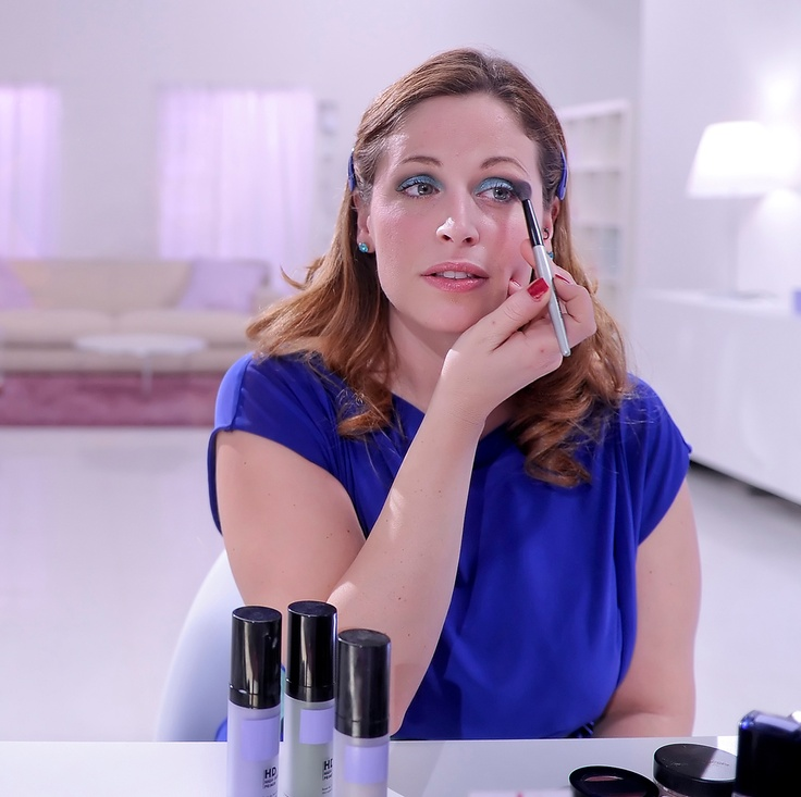 Clio Make-Up, from webstar to TV cult, aired on Discovery RealTime  grande CLIO