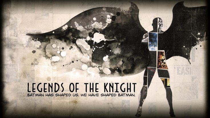 Legends of the Knight non è il solito film sui supereroi. Si tratta, infatti, di un documentario non profit che parla delle storie reali - http://c4comic.it/2014/11/28/legedens-of-the-knight/