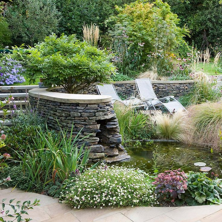 17 Best Images About Xeriscape Designs On Pinterest