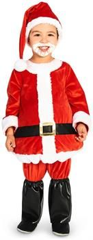 PartyBell.com - Jolly Belly Toddler Santa Suit