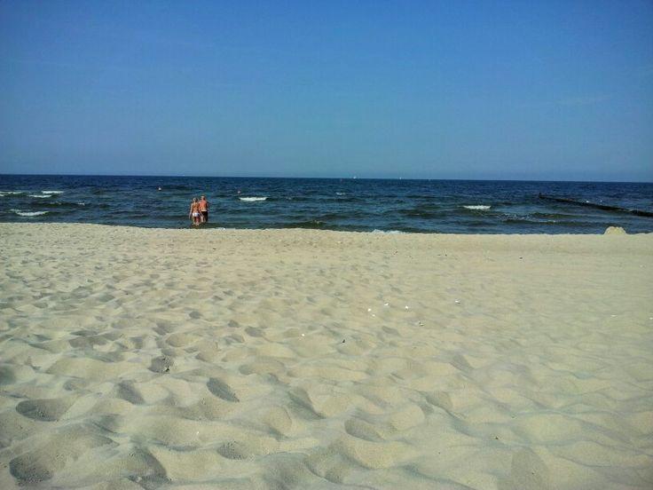 Das schönste bei diesem Wetter ist ein Sprung in die Ostsee. #usedom #ueckeritz #sommer #strand