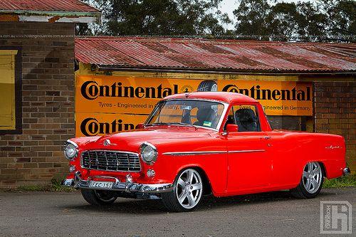 classic Holden ute    hoskingindustries.com.au