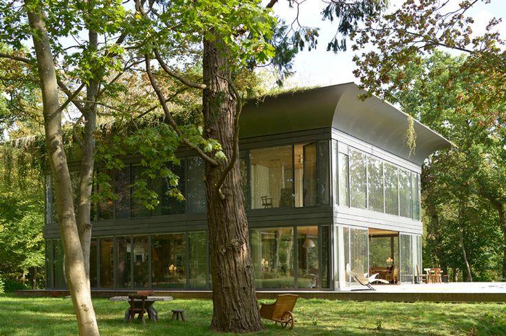 P.A.T.H: la maison préfabriquée de Philippe Starck et Riko