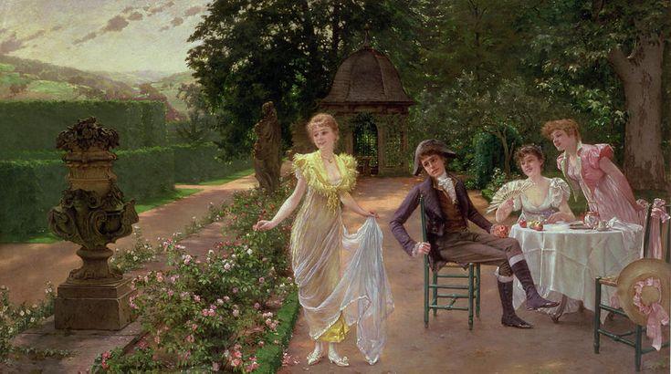 The Judgement Of Paris Painting  - The Judgement Of Paris Fine Art Print