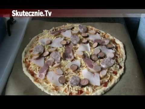 Pizza jak z pizzerii :: Skutecznie.Tv