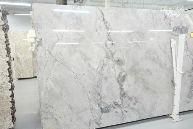 Quartz Countertop That Looks Like Carrara Marble Dreamy Quartz Countertop That Looks L Marble Countertops Kitchen White Granite Countertops Kitchen Countertops