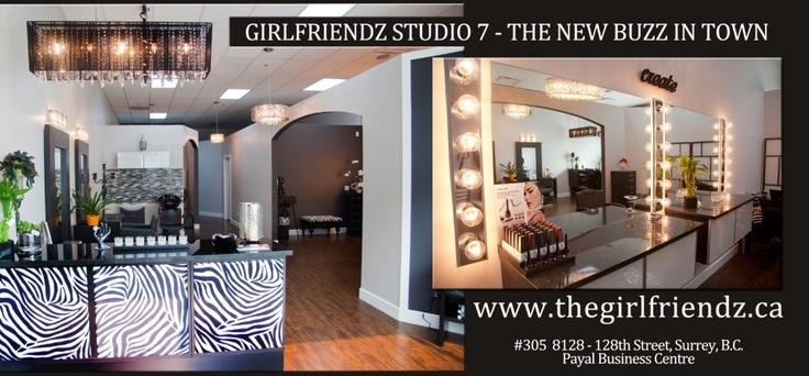 The Girlfriendz Studio 7