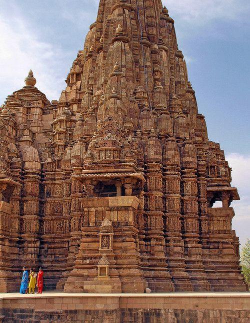 Chitragupta Temple at Khajuraho ~ India