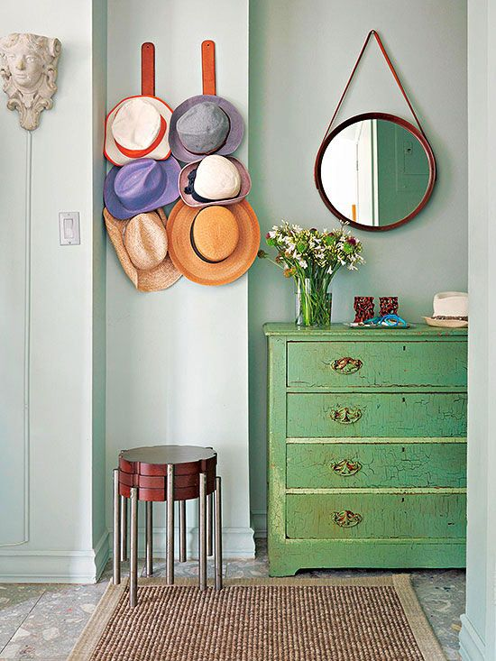 "Why you need it: ""Dressers add character and storage anywhere, not just the bedroom,"" Lauren says. ""We like to use them in dining rooms to store linens or as a bar in a living room.""   Where to use it: Foyer, living room, dining room, hallway, bedroom, bathroom.   What to look for: ""The most versatile dresser is no more than 18 inches deep, 36 inches tall, and 50 inches wide,"" Suzanne says. Pairs of low, straight-sided dressers are an especially ""good get"" because you can put them side by…"