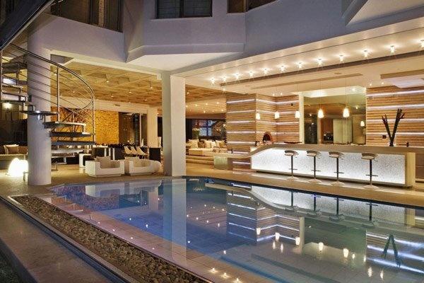 Swimming Pool/Terrace Area