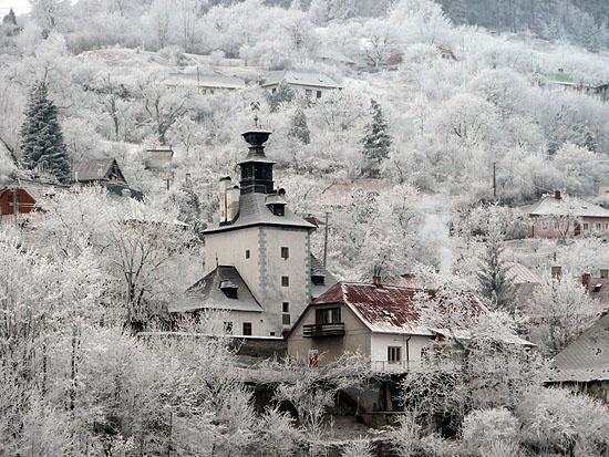 Slovakia, Banská Štiavnica - Knocker