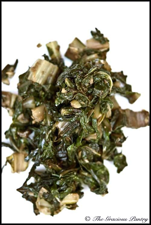 Onion Chard - for next Spring when our CSA gives us tons of Chard ...
