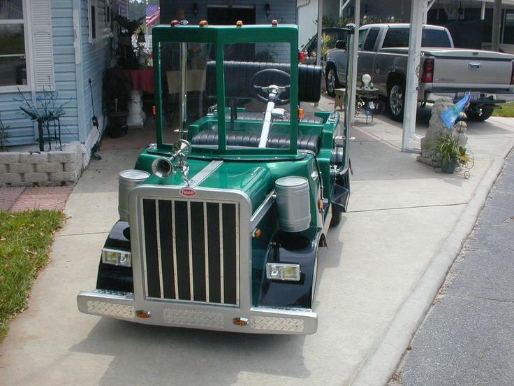 Peterbilt Golf Carts For Sale Autos Post