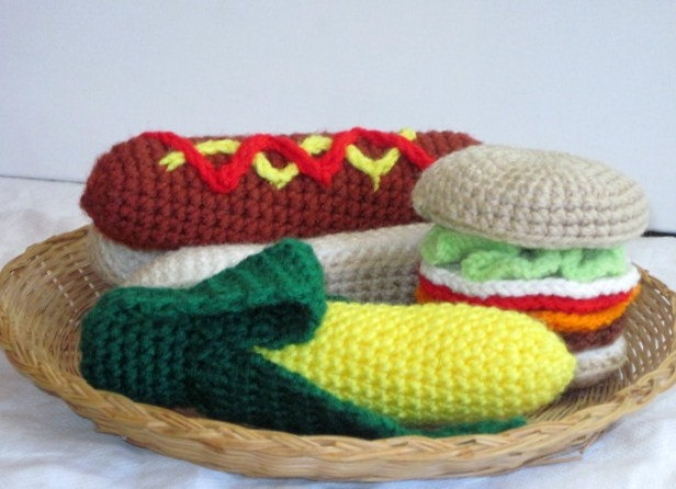 187 best images about Alimentos crochet on Pinterest ...