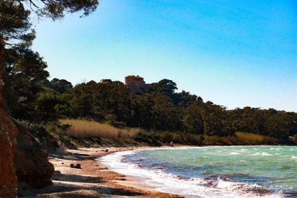 Porquerolles, la plus grande des îles d'Hyères, enchante par ses plages paradisiaques et ses paysages d'île au trésor. Voyage sur la côte d'Azur sauvage. I Itinera Magica
