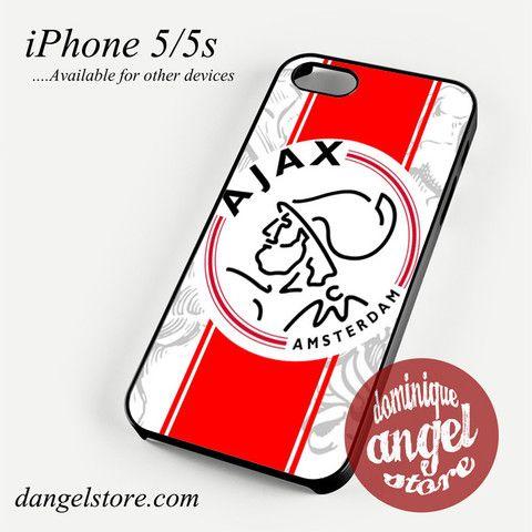 ajax amsterdam Phone case for iPhone 4/4s/5/5c/5s/6/6s/6 plus