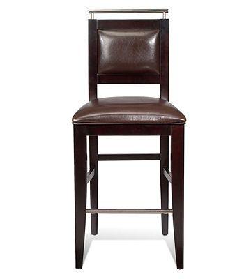 Park Avenue Chair Bar Stool