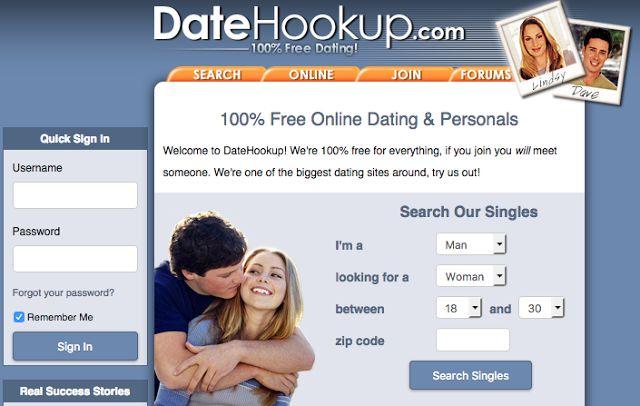 datehookup.com login