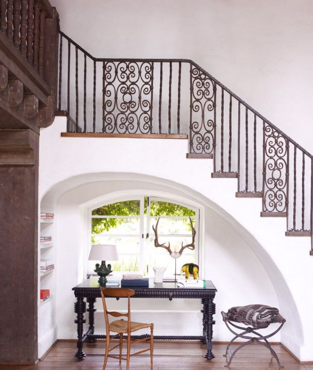 Get Interior Inspo From Reese Witherspoon's Modern Mediterranean Home | Brit + Co