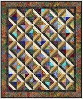 Marble Pools Quilt Pattern AA-20; quiltwoman.com