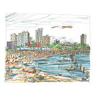 SUMMER IN THE CITY - RENEE LEONE|UncommonGoods