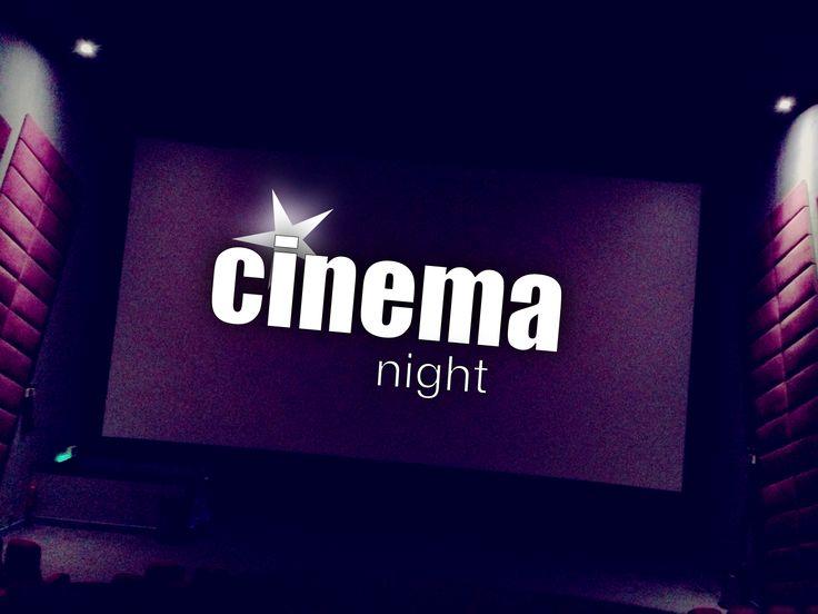 #CinemaNight with @Dimitrios Tzortzis