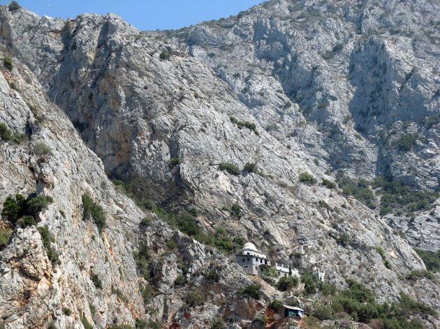 Παναγία Ιεροσολυμίτισσα: Καλοκαίρι στο Όρος - Φώτης Κόντογλου