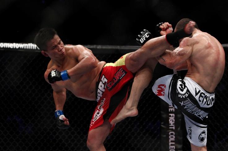 Cung Le and Wanderlei Silva - repined by http://www.mmastop.com/ #MMAStop