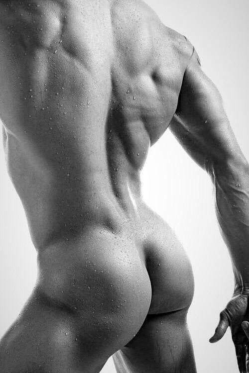 Male models nude butt