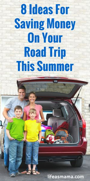 Road trips are a fantastic summer activity for the entire family. Road trips have a reputation for being a cheaper alternative to flying and a more enjoyable alternative to long bus and train rides, but that doesn't mean it isn't just as important to save a little bit of money during your vacation. Road trips are a great way to have you cake and eat it too, especially with these money-saving tips.