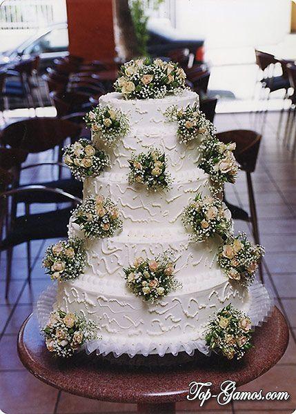 Ζαχαροπλαστείο Piccadilly - Γαμήλια Τούρτα - Νέα Φιλαδέλφεια
