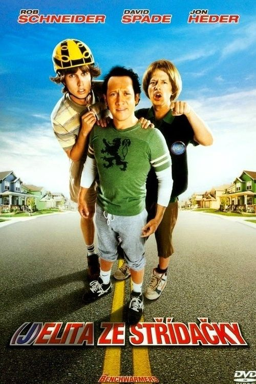 Watch The Benchwarmers 2006 Full Movie Online Free