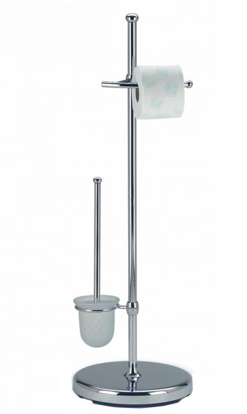 Stojak na papier toaletowy i szczotkę WC Kela Venus - All4home | Wyposażenie i Dekoracja Wnętrz, Prezenty